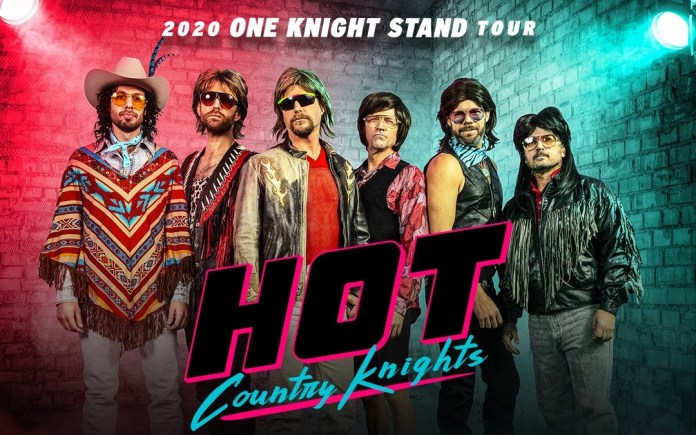 Hot Country Knights One Knight Stand Nashville