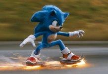 Sonic Hedgehog 4DX