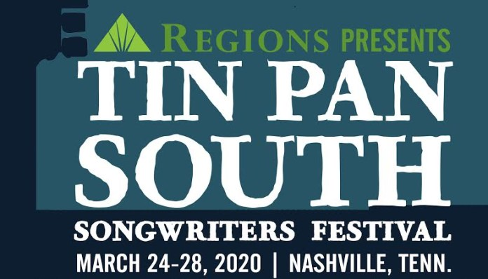 2020 Tin Pan South Rescheduled