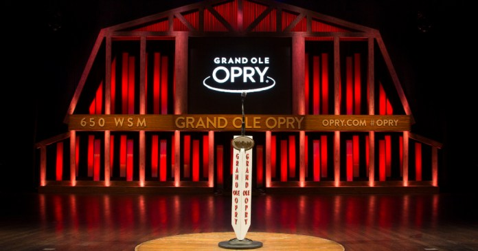 Grand Ole Opry removes Capacity Restrictions