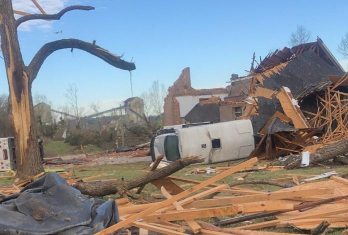 How Help Nashville Tornado Victims