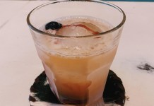 Dryes Tiger King Cocktail Recipe