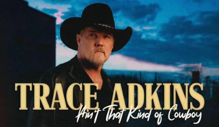 Trace Adkins Ain't Kind Cowboy