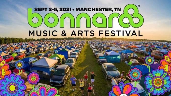 Bonnaroo 2021 Festival Dates