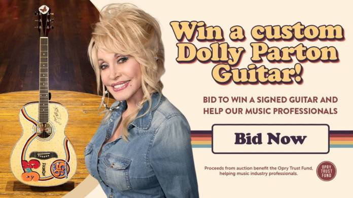 Grand Ole Opry Dolly Parton Opry Fund