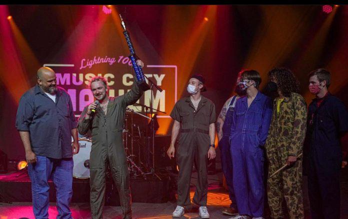 Lightning 100 2021 Music City Mayhem