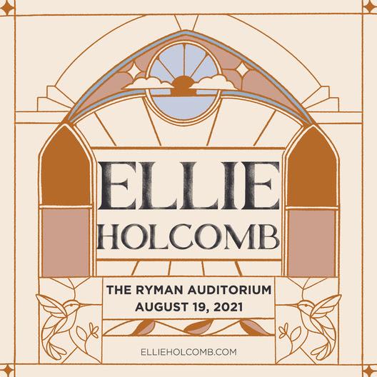 Ellie Holcomb Ryman Auditorium