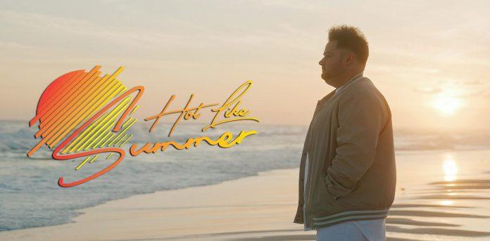 Exclusive Jon Mullins Hot Like Summer Video