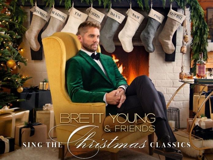 Brett Young Friends Sing Christmas Classics