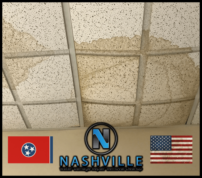 Nashville Water Damage Repair Removal Cleanup Commercial Restoration 88