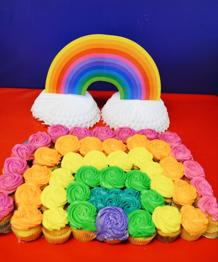 kid birthday party ideas. troll birthday party. rainbow birthday. troll party ideas.