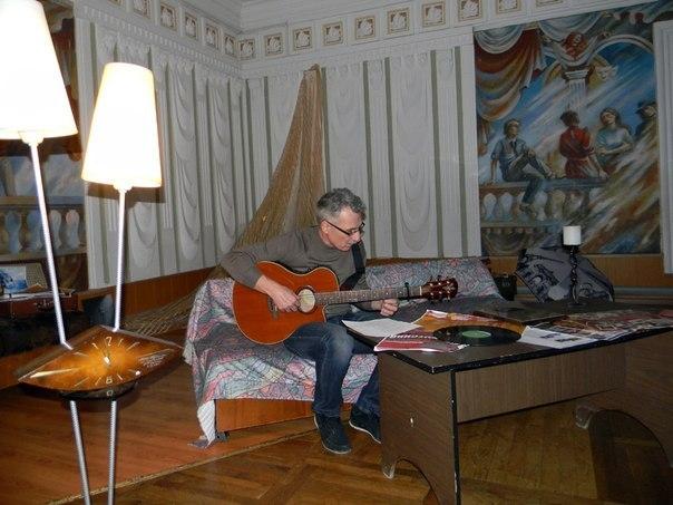 Квартирник в Витебске