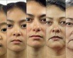 Как меняется лицо женщины с возрастом!