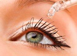 Покрасневшим глазам помогут капли