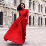Вечерние платья – наряды для любых праздников