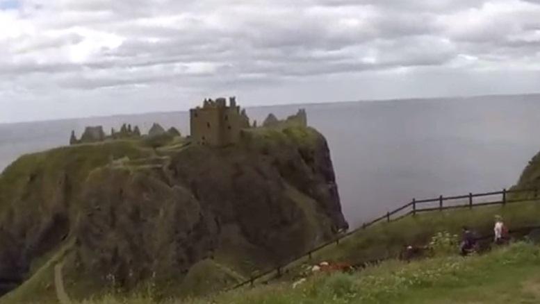 İskoçya'nın Dunnottar Kalesi Nasıl Gezilir?