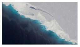 Antartika'nın Altında Bir Boşluk Tespit Ettiler.