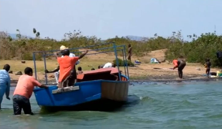 Kenya'da Victoria Gölü Nerede