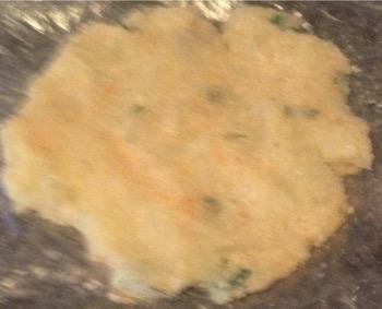 Flatten Potato Patty