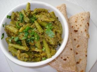 Achari Bean Curry