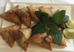 Meat Samosa