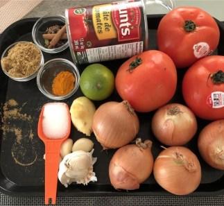 Paya Ingredients