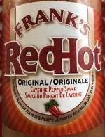 Franks RedHot Sauce