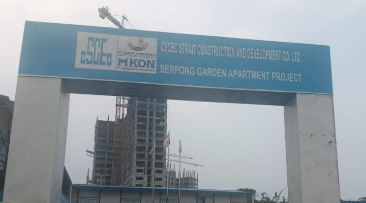 Serpong Garden Apartement
