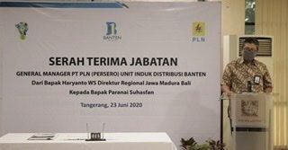 PT PLN (Persero) UID Banten