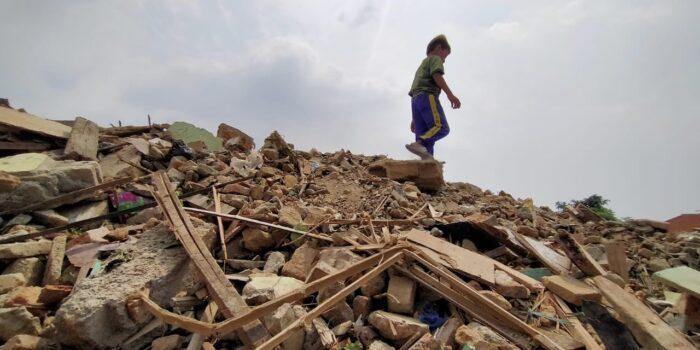 Dampak pembangunan Toll Jorr II Jakarta-Kunciran-Cengkareng