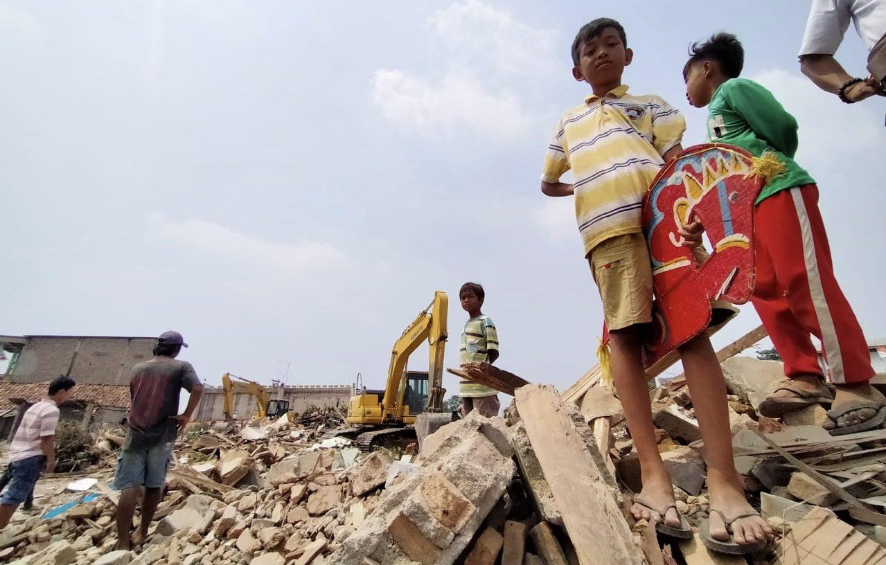 Pembangunan Tol Jorr II Jakarta-Kuncira-Cengkareng
