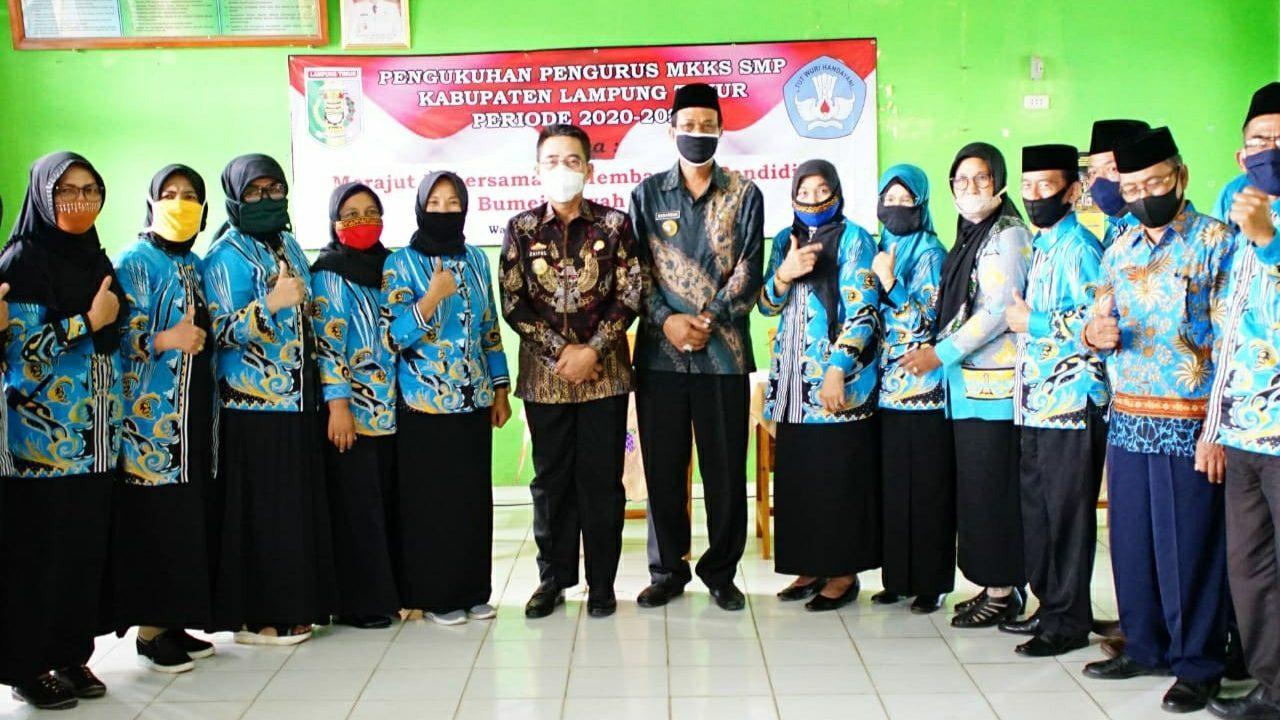 MKKS SMP Kabupaten Lampung Timur