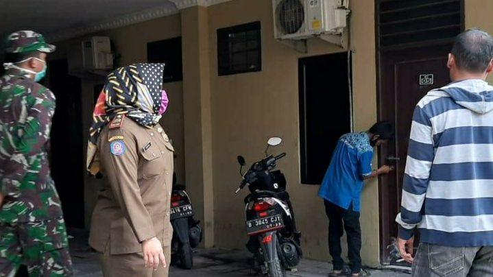 Kabid Trantibum Satpol Pp Kota Tangerang