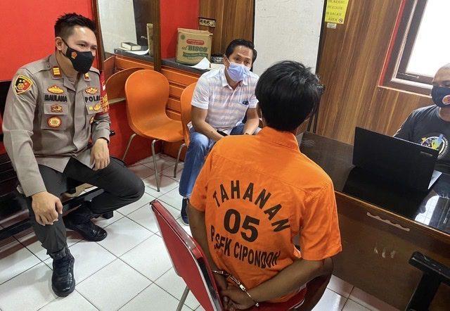Pembacokan' di Tangerang