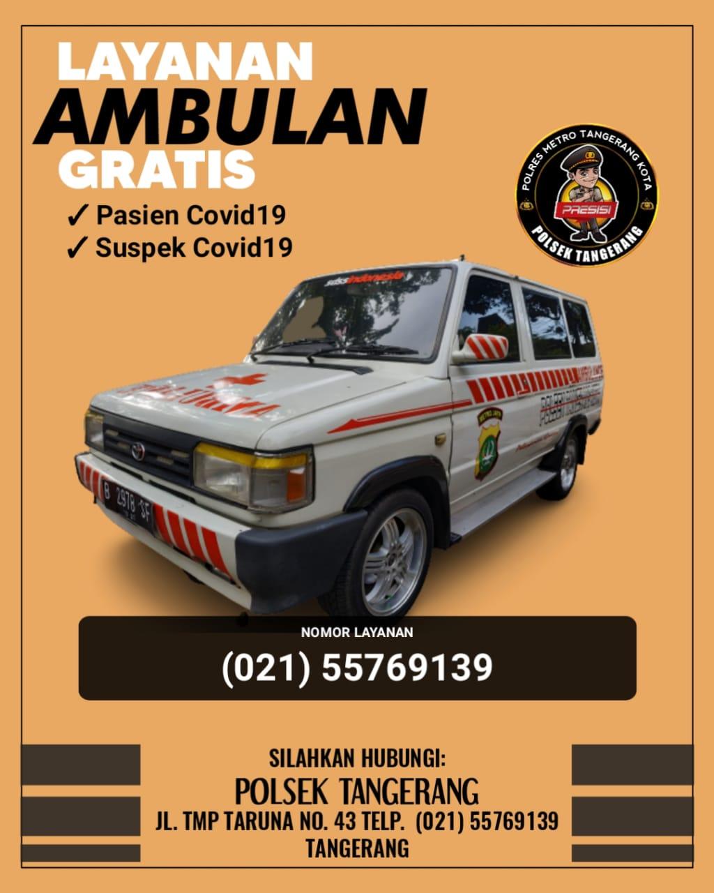 Ambulans Gratis