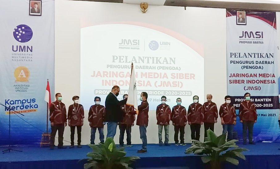 Pengda JMSI Provinsi Banten