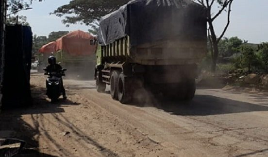 jalan perancis kecamatan kosambi