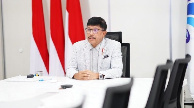 Menteri Komunikasi dan Informatika