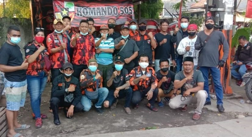 PP ranting tegal alur PAC Kalideres