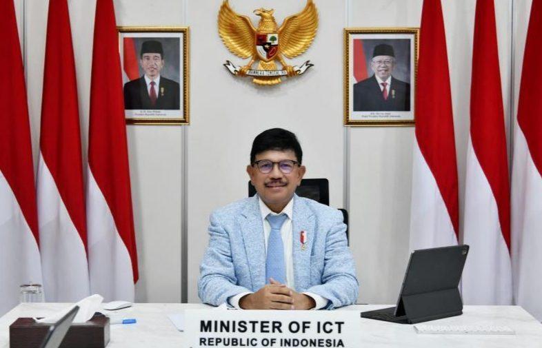 menteri komunikasi dan informasi