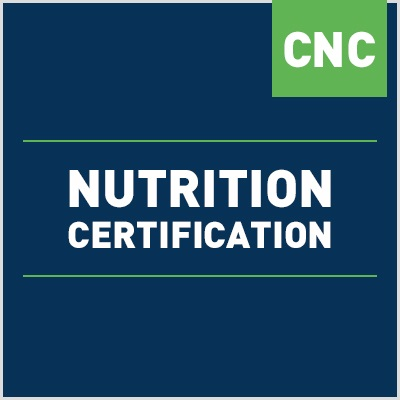 Nasm Certified Nutrition Coach