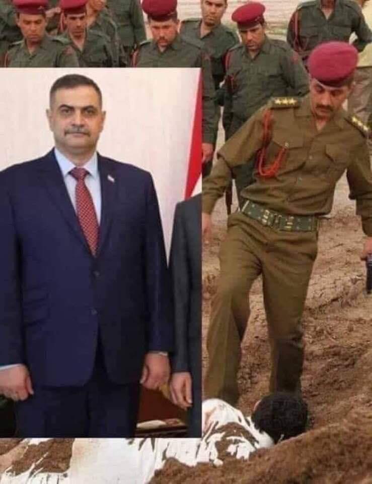"""هل شارك وزير الدفاع الجديد في قمع انتفاضة 91؟.. """"ناس"""" يعرض القصة الكاملة"""