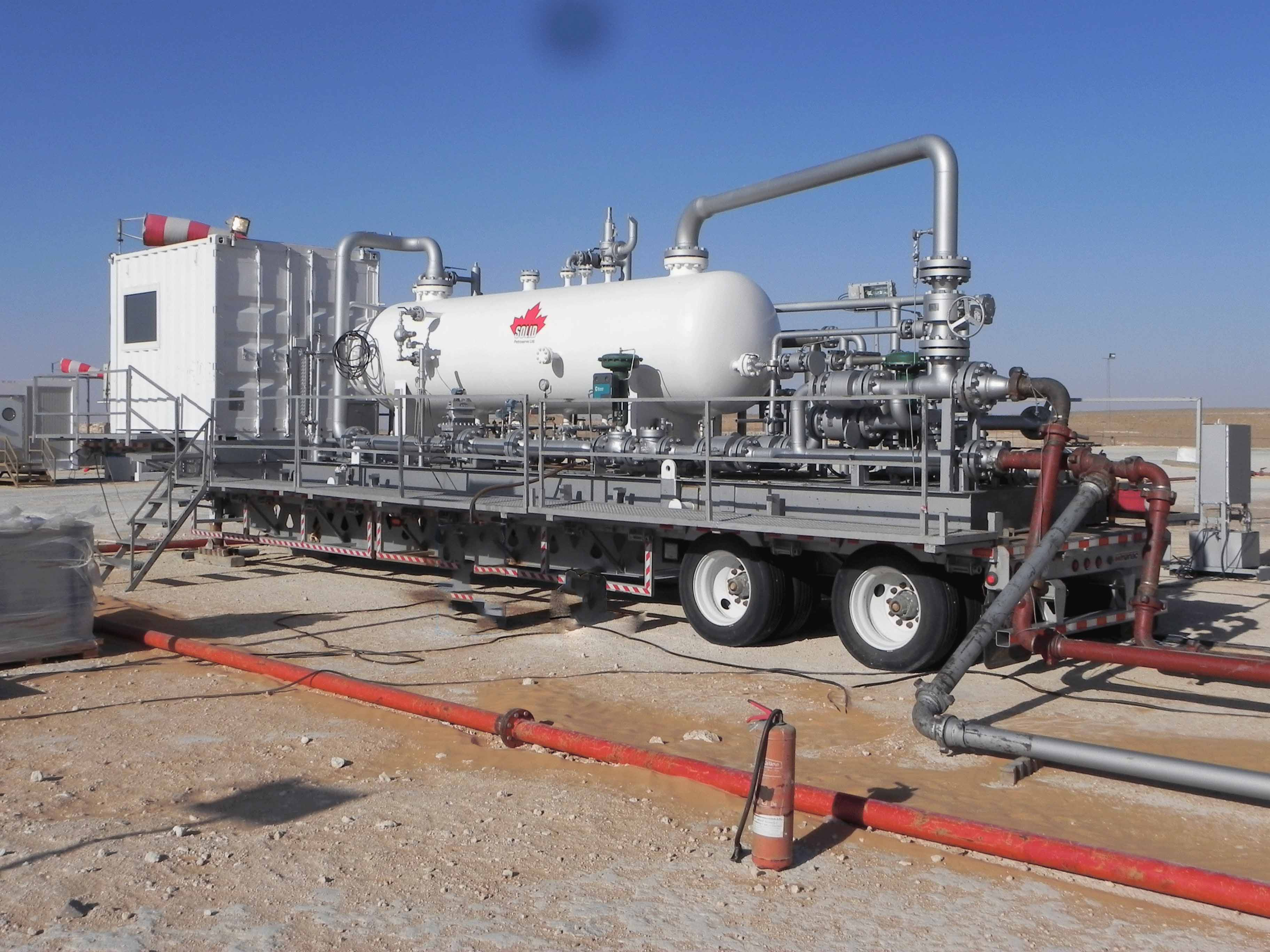 Na Solid Petroserve Ltd Is A Canadian Oilfield Service