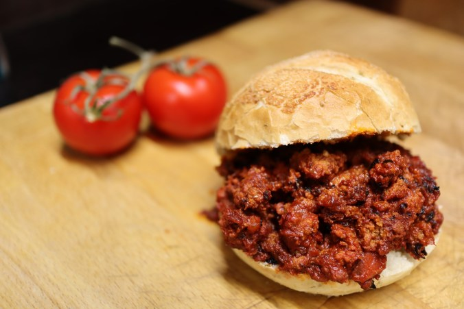 Sloppy Joe van de BBQ