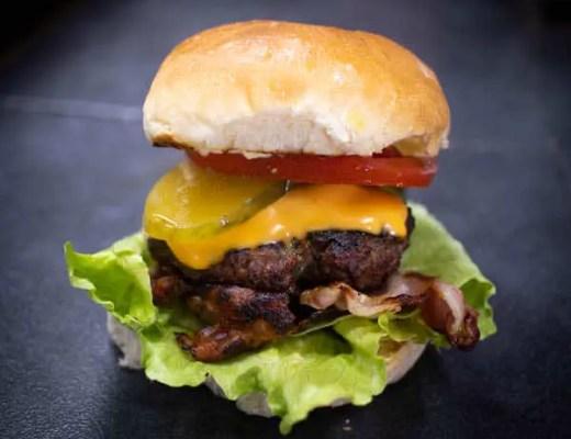 NasQ BLT Burger