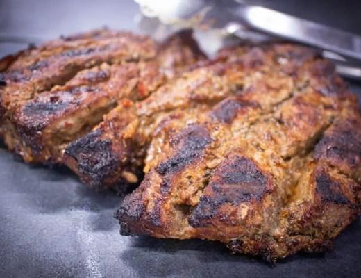 Pork Jerk