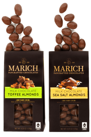 Marich chocolate, packaged chocolate, packaged snacks, workplace snacks, employee snacks