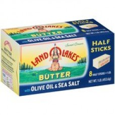 Land O Lakes Sweet Cream Butter with Olive Oil & Sea Salt,