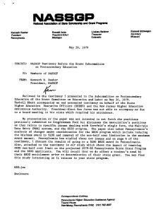1979 May 29 Kenneth Reeher Testimony U.S. House Subcommittee pdf 1 - 1979-May-29-Kenneth-Reeher-Testimony-U