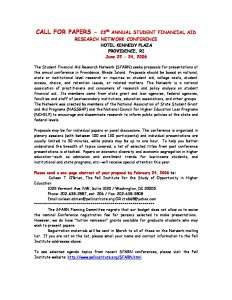 2006 CALL FOR PAPERS pdf 1 - 2006-CALL-FOR-PAPERS-pdf-1